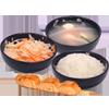 Brochettes Salades Riz & Soupes