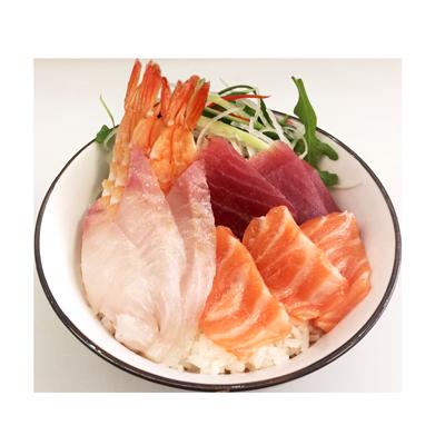 Sashimi Chirashi & Tataki