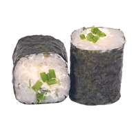 Maki cheese ciboulette
