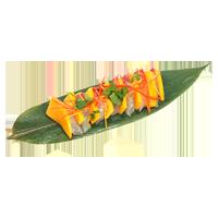 Sashimi daurade mango