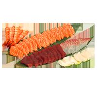 Sashimi for two