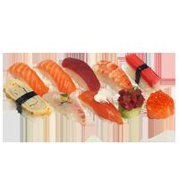Plateau sushi funs