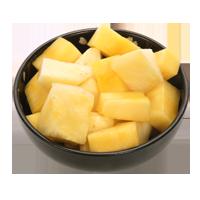Mangue et Ananas Frais