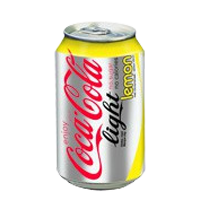 Coca Cola light Citron 33cl