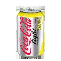 Coca Cola light Citron 33cl
