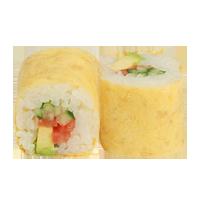 Soja rolls veggie