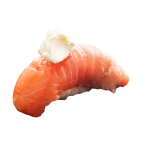 Sushi saumon fumé cheese