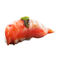 Sushi tataki saumon