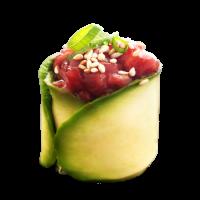 Tulip tartare boeuf wagyu