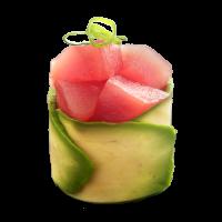 Tulip tartare thon