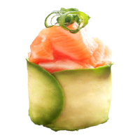 Tulip tartare saumon