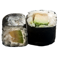 Maki cheese avocat