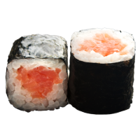 Maki saumon fumé cheese