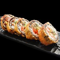 Big roll tempura