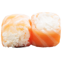 Saumon roll cheese