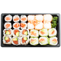 Plateau saumon plus