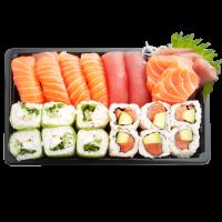 Plateau sushi dancer