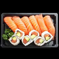 Plateau saumon mix